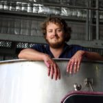Julian Langworthy, Chief Winemaker at Deep Woods Estate winery Margaret River