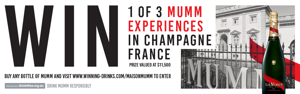 Win a Champagne Experience in France